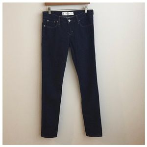 Abercrombie Brett Skinny Perfect Stretch Jeans 00